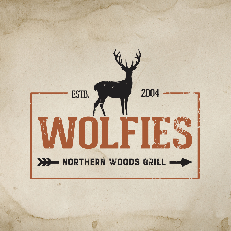 Wolfies Grill Logo